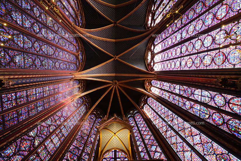 France, Paris, Sainte Chapelle