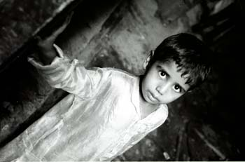 <b>India, Delhi</b>, Indian boy
